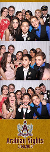 Ayala H.S. Prom 5/14/16 Photo Strips