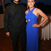 Manny DeSouza and Anna Norton, both of Ayer, at Ayer-Shirley prom. (SUN/Julia Malakie)