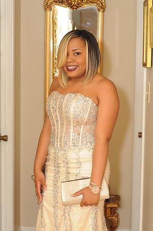 Ayzia Jackson Prom 2015