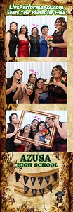 Azusa HS Prom 2016 Photo Strips - EYE Photo Booth