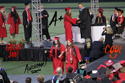 BHS Graduation - June 12, 2015