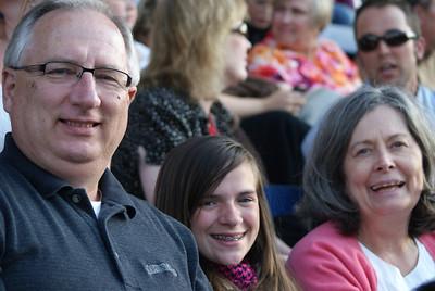 Jim, Stephanie and Fayette