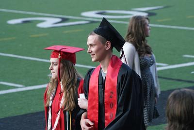 BHS Graduation 2009!