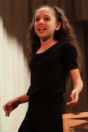BROOKLYN – May 17: Sydney performs at Drama Show