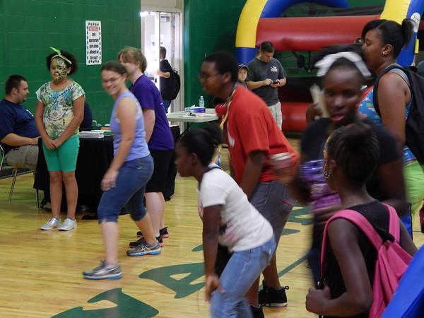 Back to School Bash on Saturday, Aug. 3 at the Suwannee High School gym.