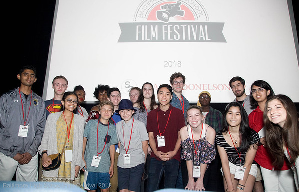Baltimore High School Film Festival 2018