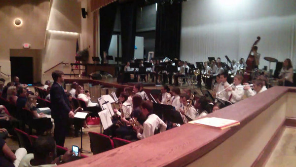 Band Concert 2014