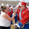 Don Knight |  The Herald Bulletin<br /> Band Day at the State Fair on Saturday.