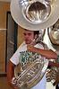 2008 09 05 CHS Band Hallway Spirit March 022