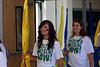 2008 09 05 CHS Band Hallway Spirit March 005