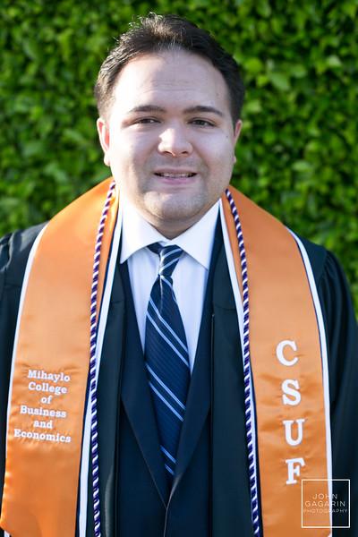 Barret's Grad Photos