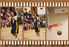 Three shot sequence during MPS DDECS boys basketball game