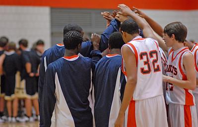 Basketball vs. Haden (11 DEC 07)