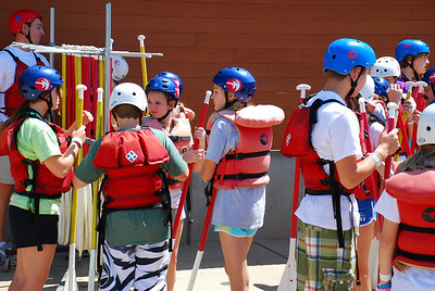 Bayley's School Trip to the USNWC (2009)