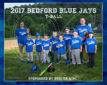 2017 Bedford Blue Jays