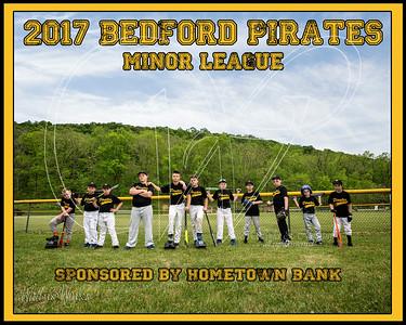 Bedford Pirates Hometown Sponsor
