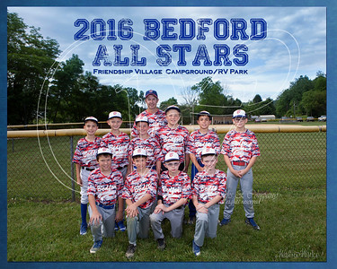 2016 Bedford All Stars