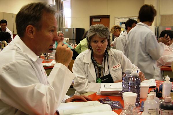 2008 6.13-19 GaBIO at the National Biotechnology Institute San Diego California