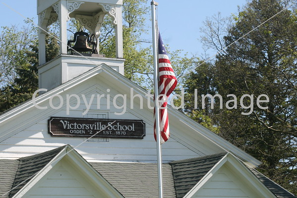 Blissfield Elementary at Victorsville One-Room School