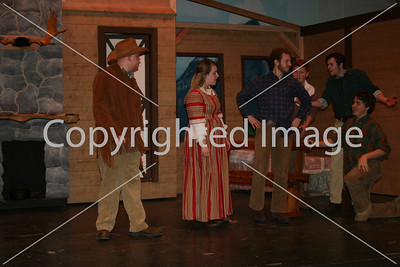 BHS 2014 Musical: 7 Brides for 7 Brothers