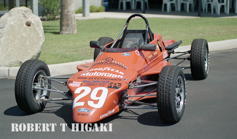 bondurant race school-1<br /> Formula Ford: when you keep things light, you do not need much horsepower to get it going. This car is powered by a four cylinder motor- don't laugh!
