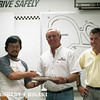 bondurant race school-2<br /> <br /> Graduation: shaking hands with Bob Bondurant