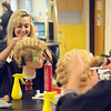 "Mia DiOrio practices hair styling in the cosmetology classes at Boulder Valley Schools Career and Technical school.<br /> For more photos and a video of career and technical classes at BVSD, go to  <a href=""http://www.dailycamera.com"">http://www.dailycamera.com</a>.<br />  Cliff Grassmick / May 2, 2012"