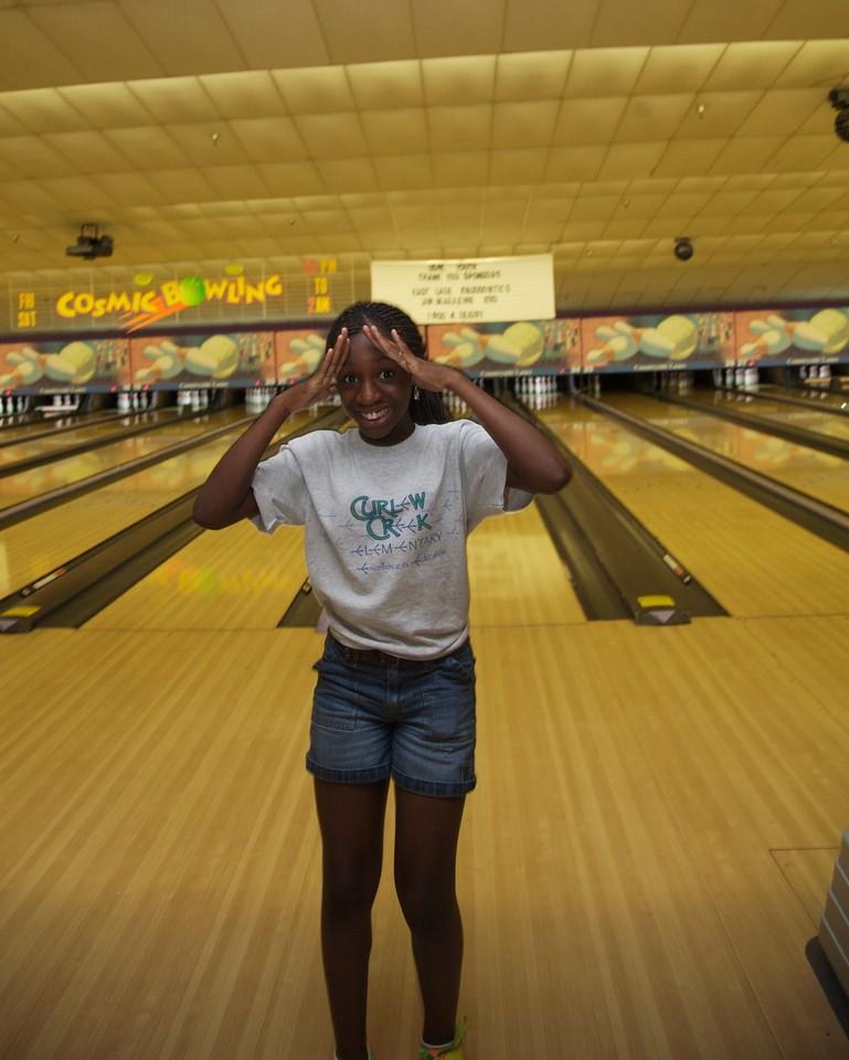 Bowling Jamesha