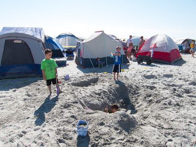 Troop 31 Beach Jam 2015