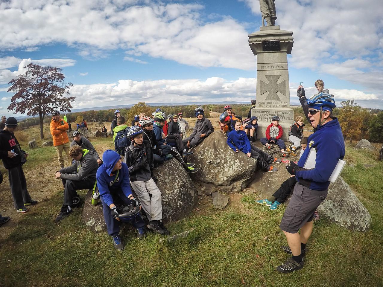 155th Pennsylvania Volunteer Infantry Regiment