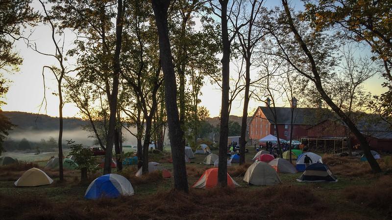 Daniel Lady Farm, Morning of 10/17/2015