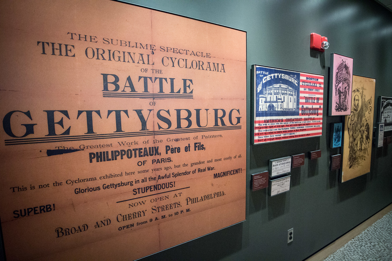 Gettysburg Museum and Visitor Center 10/17/2015