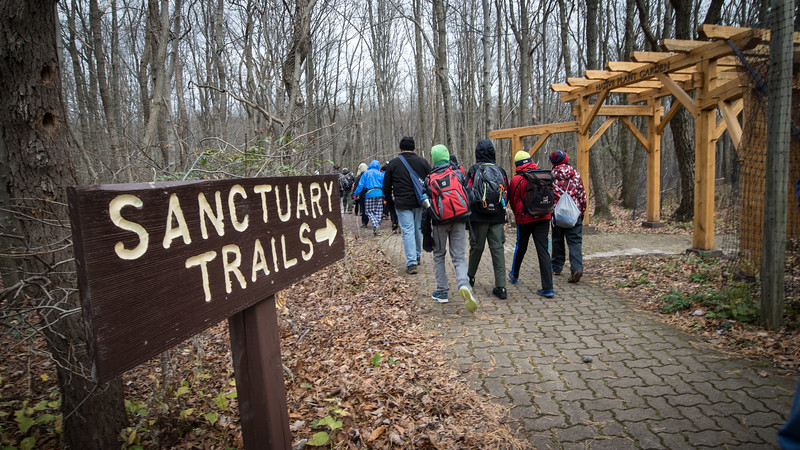 Hawk Mountain Sanctuary Outing 11/13-15/2015
