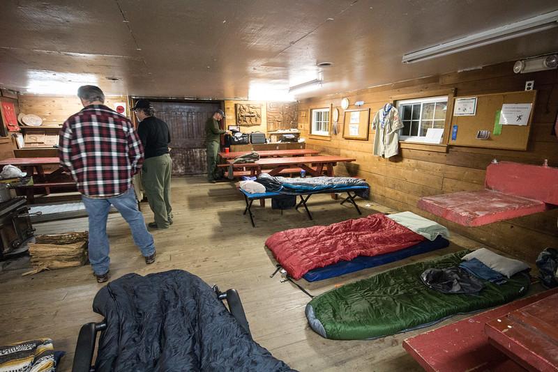 Adult sleeping quarters