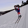 KRISTOPHER RADDER — BRATTLEBORO REFORMER<br /> Brattleboro Nordic hosts a cross-country ski race at the Vermont Agricultural Business Education Center on Tuesday, Jan. 22, 2019.