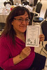 A proud mother and mother in law: Denise Metatawabin. Brent Edwards and Skylene Metatawabin graduation dinner for Nipissing University Aboriginal Teacher Certification Program.