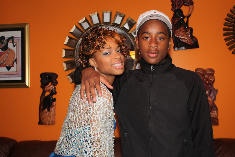 Breshauna and Kyree Siblings.