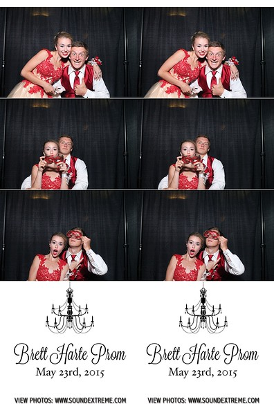 Bret Harte High Prom 2015
