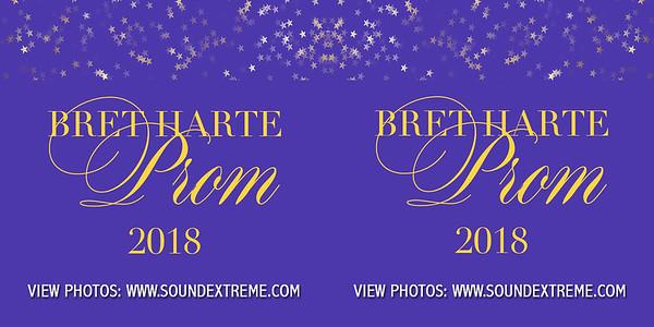 Bret Harte High Prom 2018