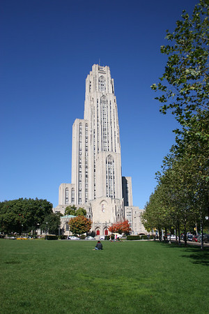 Cathedral of Learning by Amy