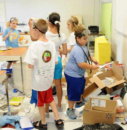 CAMP INVENTIONS,, ST. JOSEPH REGIONAL SCHOOL , HAMMONTON NJ. 07/24/13
