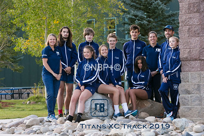 CBCS XC Track Team 9/26/19