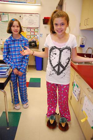 CES Pajama Day 2011