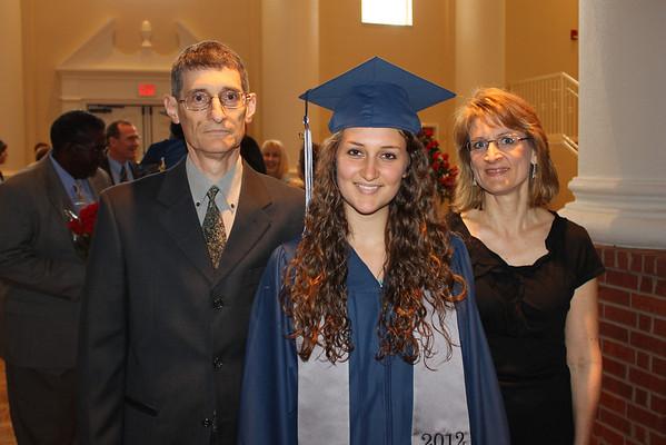 CHEF Home School Graduation 5-12-12