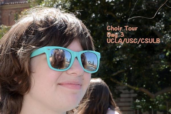 Choir Tour Day 3
