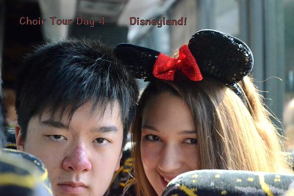 Choir Tour Disney