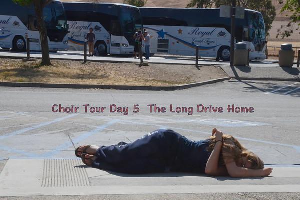 Choir Tour Fini