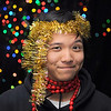 Holiday Head Shots for Carlmont High School Choirs.  December 2013.