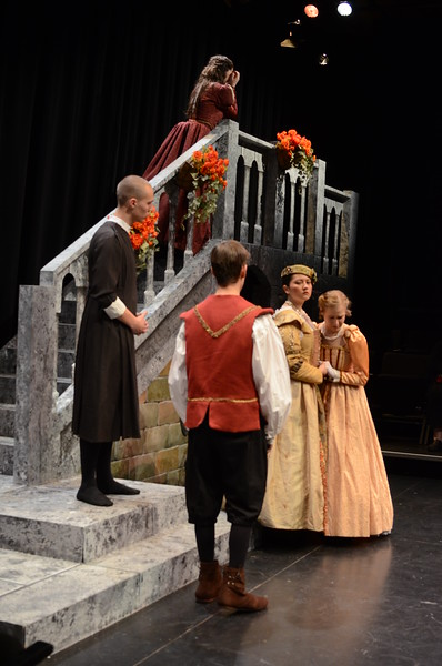 Much Ado About Nothing Opening Night