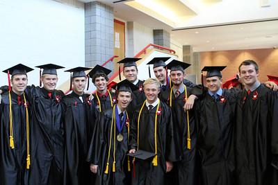 CHS graduation 2012